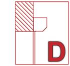 D - Innen auf Fassade | Rechtsroller