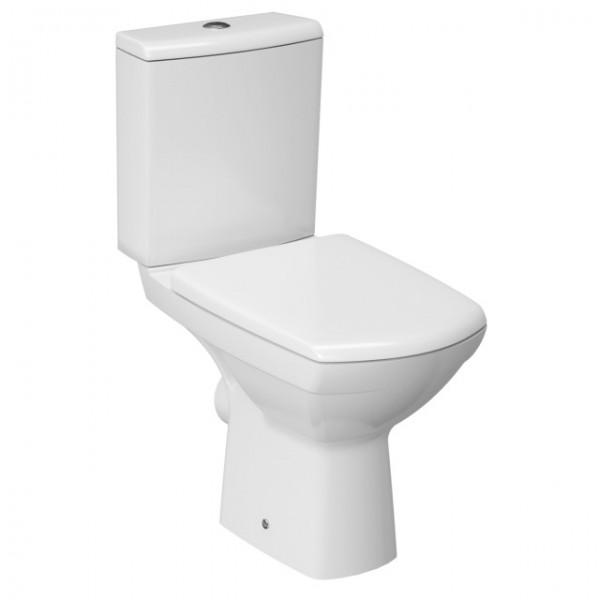 Cornat RIMINI spülrandlos | Stand-WC-Kombi-Set