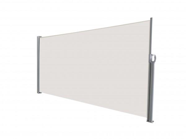 albe Sichtschutz 300x180 in Beige | Seitenmarkise ausziehbar