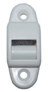 Mini- Gurtführung 15 mm oval