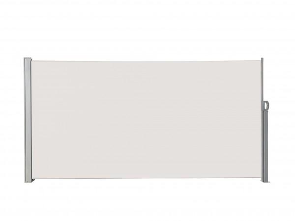 albe Sichtschutz 300x160 in Beige | Seitenmarkise ausziehbar