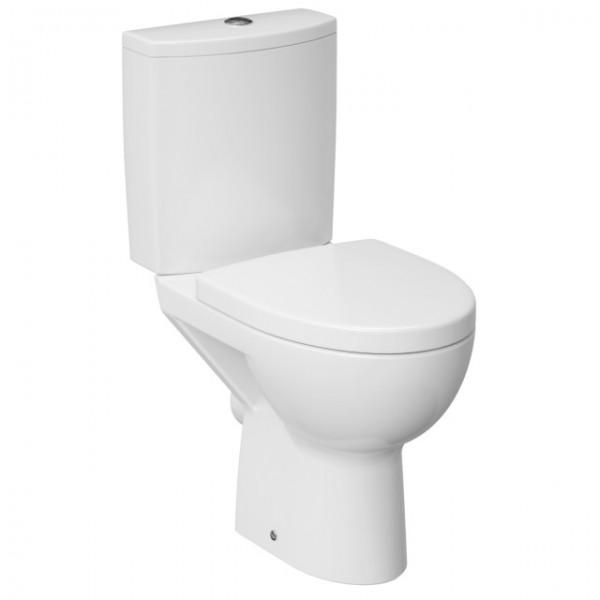 Cornat MONTEGO spülrandlos | Stand-WC-Kombi-Set