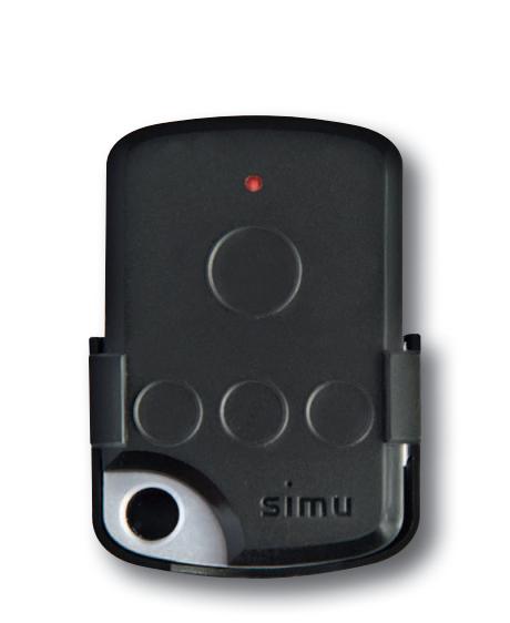 Simu TSA+ 4 Kanal | Handsender