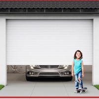 Garagen Rolltor auf Maß ALU52 | Deutscher Fachhändler