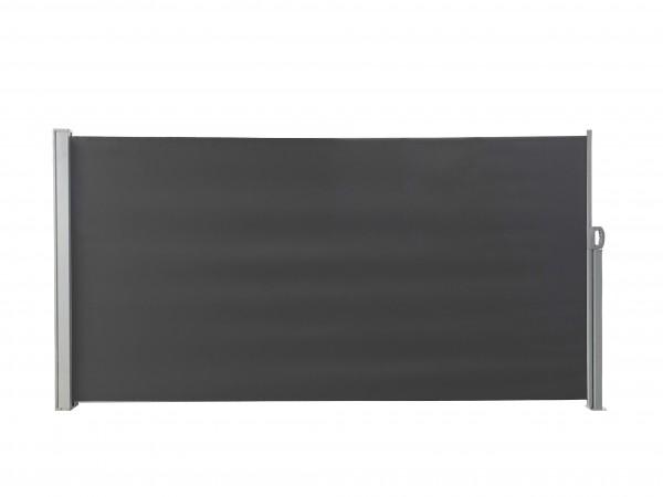 albe Sichtschutz 300x160 in Anthrazit | Seitenmarkise ausziehbar