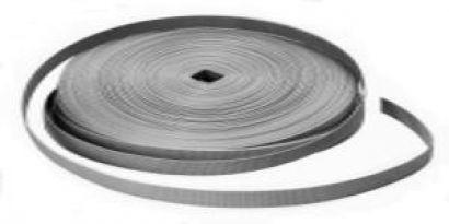 Nylon- Gurtband Beige 5 m