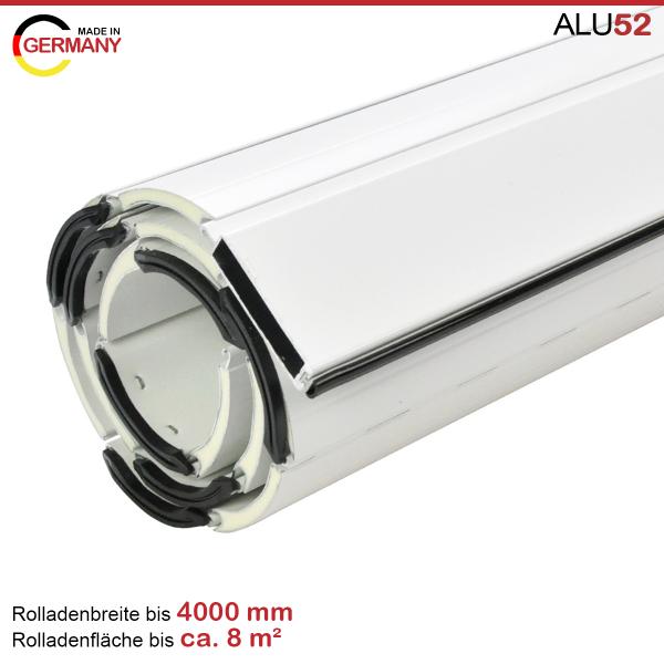 Rollladen Behang ALU 52 mm | Profil EU52