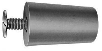Maxi Endleisten- Anschlagstopfen (L=40 mm)