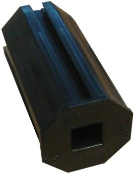 40mm Welle Getriebeanschlußstück