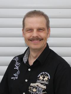 Geschäftsführer Karl-Heinz Röder