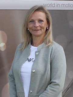 Prokuristin Simone Röder