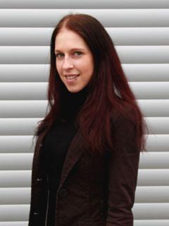 Verkaufsassistent Lena Kagens